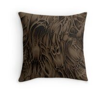 Doom - Intermission Background Throw Pillow