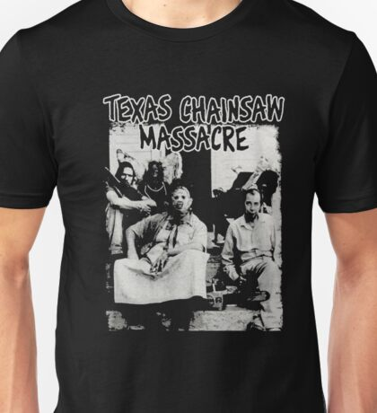 Texas Chainsaw Massacre Salad Days T-shirt Unisex T-Shirt