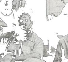 Texas Chainsaw Massacre Salad Days T-shirt Sticker