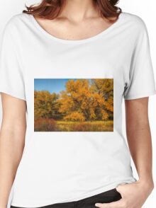 Colorado Autumn Women's Relaxed Fit T-Shirt