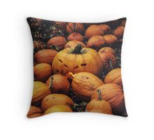 October III Throw Pillow