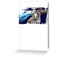 Borderlands - The Pre Sequel - Psycho Greeting Card