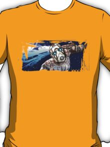 Borderlands - The Pre Sequel - Psycho T-Shirt