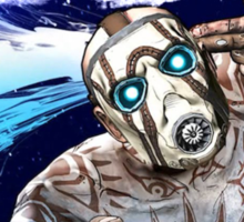 Borderlands - The Pre Sequel - Psycho Sticker