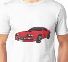 1985 Chevy Camero  Unisex T-Shirt