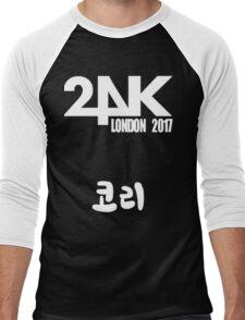 24K london 2017 Cory Men's Baseball ¾ T-Shirt
