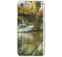 September in the Midi. iPhone Case/Skin