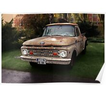 FORD Pickup, Ford 1964 Poster