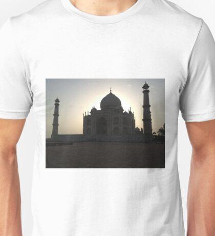 Taj Mahal at Sunrise Unisex T-Shirt