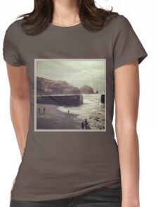Mullion Cove Womens Fitted T-Shirt