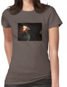 zucc Womens Fitted T-Shirt