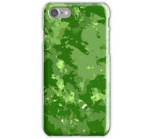 'Grass and Shrubs' iPhone Case/Skin