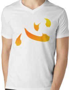 "Netero - ""Heart"" t-shirt - Hunter x Hunter Mens V-Neck T-Shirt"