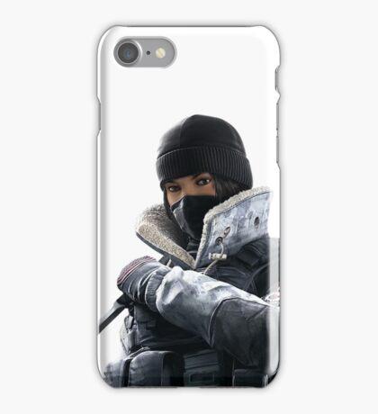 Frost - Rainbow 6 Siege - portrait iPhone Case/Skin