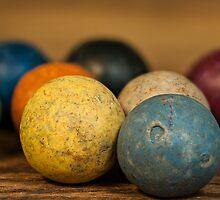 Clay Marbles by randywalton