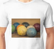 Clay Marbles Unisex T-Shirt