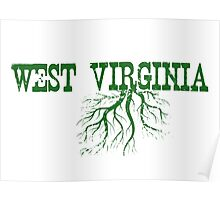 West Virginia Roots Poster