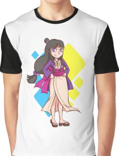 New Maya Fey Graphic T-Shirt