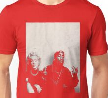 Tupac Marilyn Monroe Couple T Shirts Logo Hiphop Legend Graphic New Edition Unisex T-Shirt