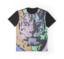 TIGER COLORS Graphic T-Shirt