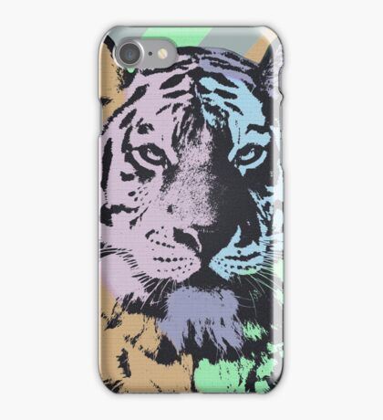 TIGER COLORS iPhone Case/Skin