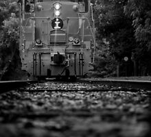 locomotive 7738 by takelenscapoff