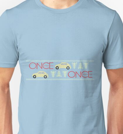 Once Upon a Time Christmas Unisex T-Shirt