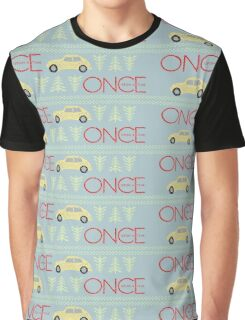 Once Upon a Time Christmas Graphic T-Shirt