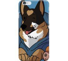 BLU Guard Dog iPhone Case/Skin