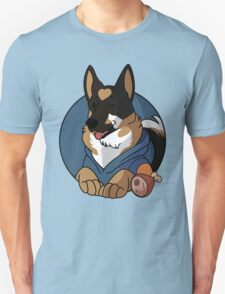 BLU Guard Dog Unisex T-Shirt