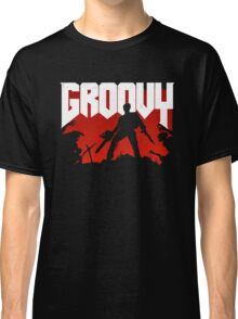 Doomy and Groovy Classic T-Shirt