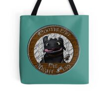 Toothless the Night Fury Tote Bag