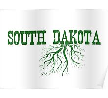 South Dakota Roots Poster