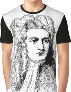 Sir Isaac Newton Graphic T-Shirt