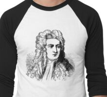 Sir Isaac Newton Men's Baseball ¾ T-Shirt