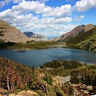 Waterton Lakes National Park - Carthew-Alderson Hiking Trail 9 by Vickie Emms