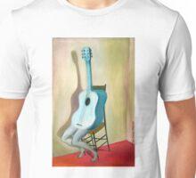 Guitarra 2 por Diego Manuel Unisex T-Shirt