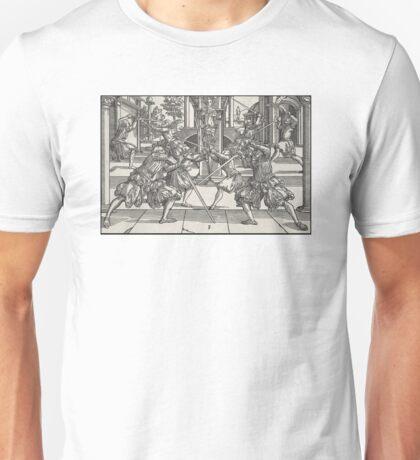 Meyer Longsword - Hangetort Unisex T-Shirt