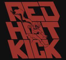 Viewtiful Joe - Red Hot Kick! by BebopSamurai