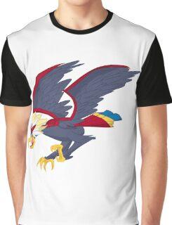 Braviary Graphic T-Shirt