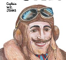 """Biggles"" by Woodie"