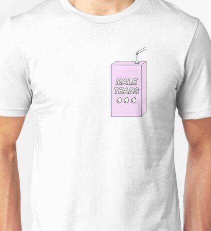 Male Tears Unisex T-Shirt