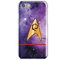 NCC 1701 Technical Services Nebula iPhone Case/Skin