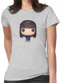 -POP- Gogo Yubari Womens Fitted T-Shirt