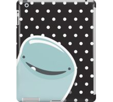 Card with cute colorful monster iPad Case/Skin