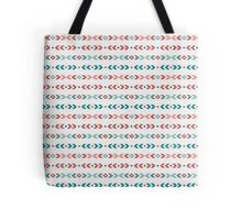 Simple  boho pattern. Tribal seamless background. Geometric Wallpaper.  Tote Bag