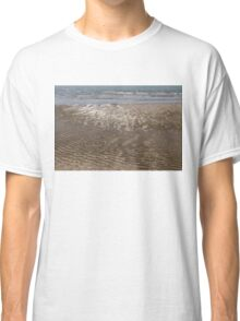 Corrugated Pale Golds -  Classic T-Shirt