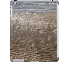 Corrugated Pale Golds -  iPad Case/Skin