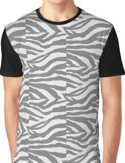Zebra Deebra Camo Graphic T-Shirt