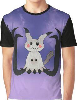 Mimikyu's Shadow Graphic T-Shirt